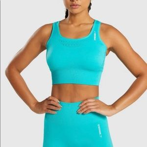 Gymshark energy + seamless sports bra
